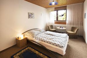 Schlafzimmer Apartment I