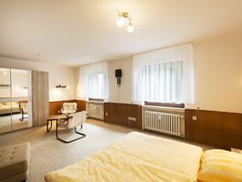 Schlafzimmer 2 Ferienwohnung